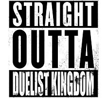 Straight Outta Duelist Kingdom Photographic Print