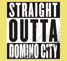 Straight Outta Domino City Kids Tee