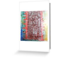 A New Life Greeting Card