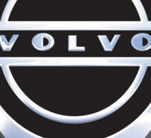 Vintage Volvo Cars Sweden Sticker
