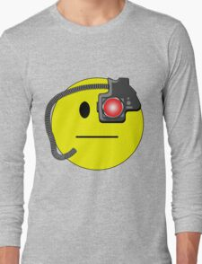Assilmilated Smiley Long Sleeve T-Shirt
