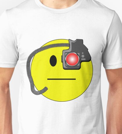Assilmilated Smiley Unisex T-Shirt