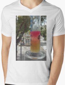 DNA - Banana Mens V-Neck T-Shirt