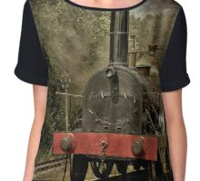 "GWR Broad Gauge Locomotive ""Firefly"" Chiffon Top"
