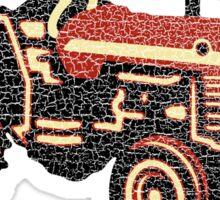 Massey Ferguson Tractors USA Sticker