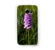 Spotted Orchid, Kilclooney, Donegal Samsung Galaxy Case/Skin