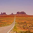 Monument Valley - Arizona/Utah by Buckwhite