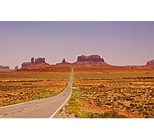 Monument Valley - Arizona/Utah Photographic Print