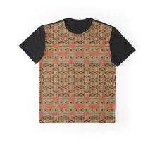 Colours of Africa (24) of a series of African Colours, KENTE of the Ashanti and Ewe in Ghana Graphic T-Shirt