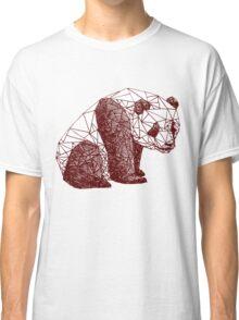 Triangulated Panda Classic T-Shirt