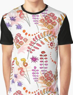 Tropical Watercolour [2nd Edition] Graphic T-Shirt