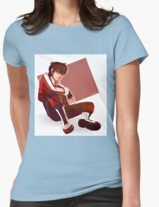 Keith [Voltron] Womens Fitted T-Shirt
