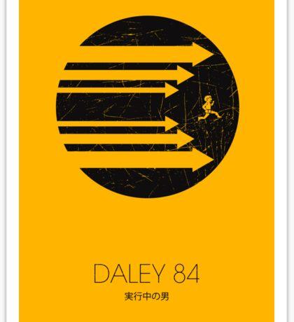 Daley 84 Sticker
