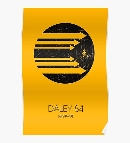 Daley 84 Poster