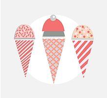 Ice Creams by Carools