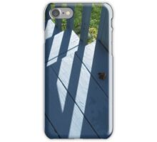 Staggered Light iPhone Case/Skin