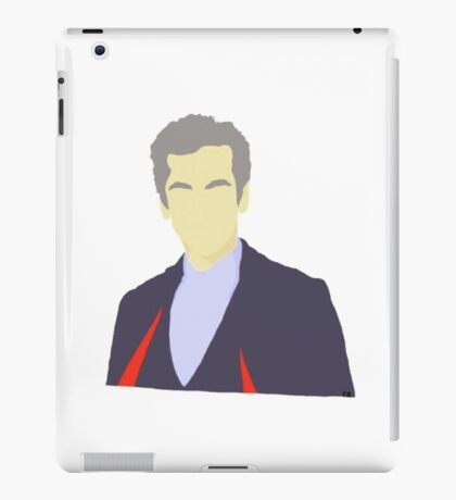 The 12th doctor - Doctor Who iPad Case/Skin