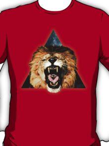 Lion Triangle T-Shirt