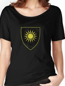 Nilfgaard Coat of Arms (No Text) - Witcher Women's Relaxed Fit T-Shirt