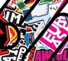 JDM shocker Sticker
