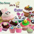 Easter Cup Cakes: Invitation ( 1261 Views) by aldona