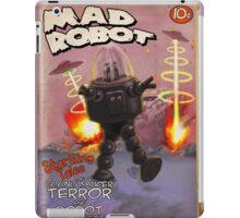 Mad Robot Fake Pulp Cover iPad Case/Skin
