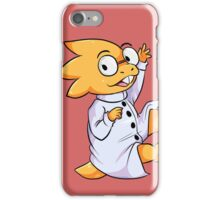 Alphys iPhone Case/Skin