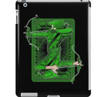 Queen's Card iPad Case/Skin