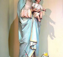 Mother Mary by Graeme  Hyde