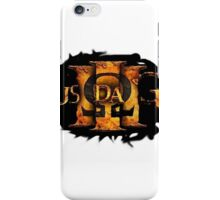 Deus da Guerra iPhone Case/Skin