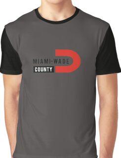 Miami Wade Graphic T-Shirt