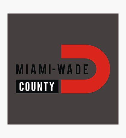 Miami Wade Photographic Print