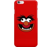 Animal Muppet (Crazy) iPhone Case/Skin