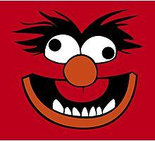 Animal Muppet (Crazy) Photographic Print