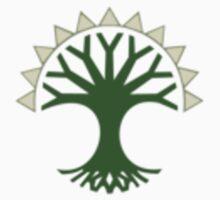 Guild Symbol -  Selesnya by Kiwishes