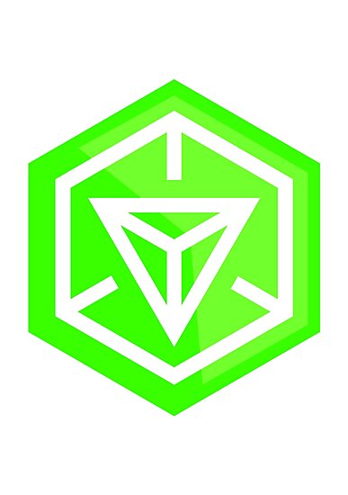 Ingress Game Logo - Green (Enlightened) by tseven