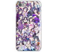 Nozomi Tojo Collage iPhone Case/Skin