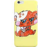 """I guess call it a chicken. . . "" iPhone Case/Skin"