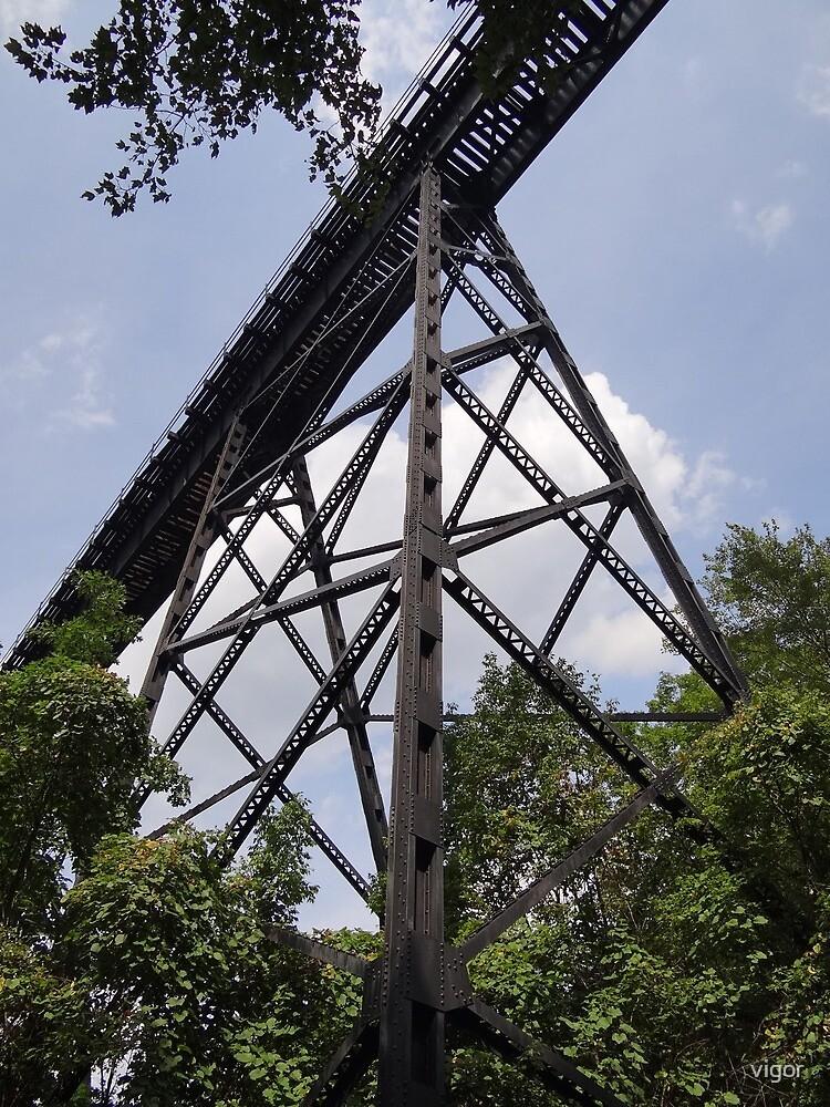 Train trestle by vigor