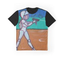 Space Fights #1 of 3 Graphic T-Shirt