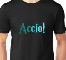 Accio! spell Unisex T-Shirt