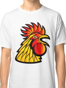 Rooster Head Classic T-Shirt