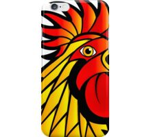 Rooster Head iPhone Case/Skin