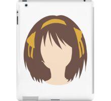 Minimalist Haruhi Suzumiya iPad Case/Skin