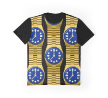 Gold watch Graphic T-Shirt