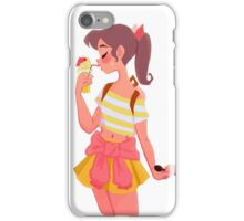 Pineapple Cool Off iPhone Case/Skin