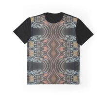 Dust on the Lens--Karma Tapestry Graphic T-Shirt