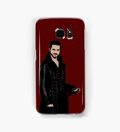 Captain Hook: Killian Jones Samsung Galaxy Case/Skin