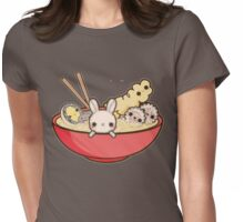 bol sushi Womens Fitted T-Shirt