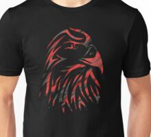 Eagle Red Tattoo Unisex T-Shirt